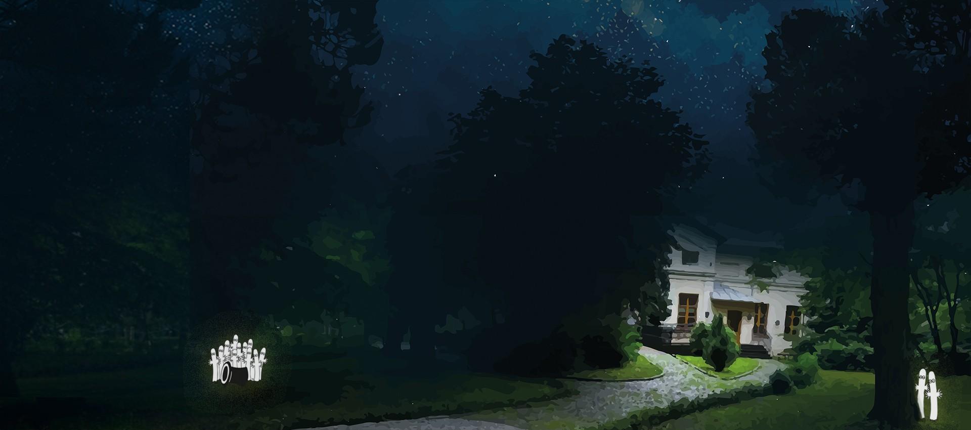 Noc pod spadającymi gwiazdami